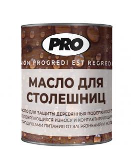 Масло для столешниц PRO Colore 0.9 , Бесцветный