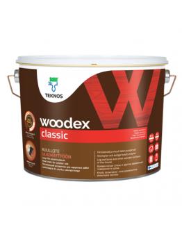 Антисептик Teknos Woodex Classic лессирующий РМ3 0,9л