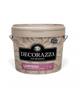 Декоративное покрытие DECORAZZA Lucetezza ORO LC-800 1л