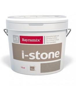 Декоративное покрытие BAYRAMIX I-STONE 15кг