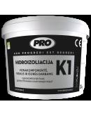 Гидроизоляция каучуковая Pro - K1, 1кг