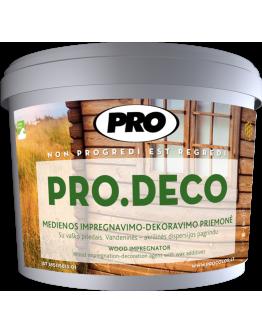 Пропитка для дерева Pro Deco 1л , Белый