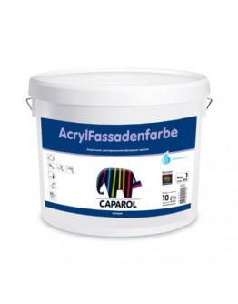 Краска фасадная Caparol Acryl Fassadenfarbe База1 матовый 10л