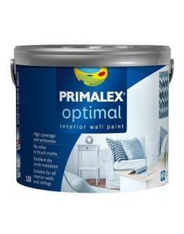 Краска интерьерная Primalex Optimal белый 10л
