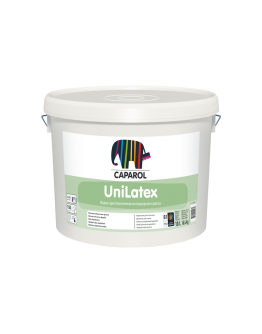 Краска водно-дисперсионная CAPAROL Унилатекс База 1 10л