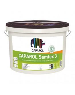 Краска водно-дисперсионная CAPAROL Замтекс 3 База 1 2,5л