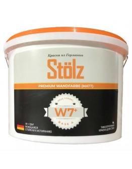 Краска интерьерная Stolz W7 База А 9л