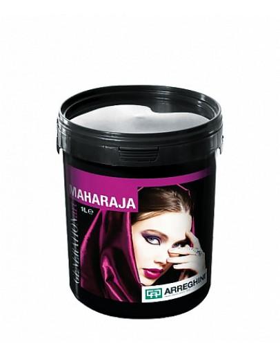 CAP Arreghini MAHARAJA  мерцающая краска с эффектом перелива и песка 1л