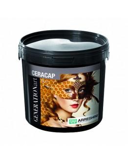 CAP Arreghini CERACAP NEUTRO  бесцветный защитный воск для декоративной и венецианской штукатурки 1л