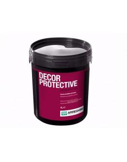 CAP Arreghini DECOR PROTECTIVE защитное матовое покрытие для декоративных красок и штукатурок